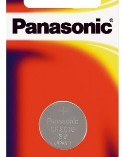 Panasonic Lithium 3v Battery CR2016 1pk