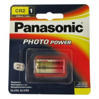 Panasonic Photo Lithium 3v Battery CR2 1pk