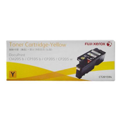Fuji Xerox CT201594 Yellow Toner