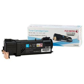 Fuji Xerox CT201633 Cyan Toner