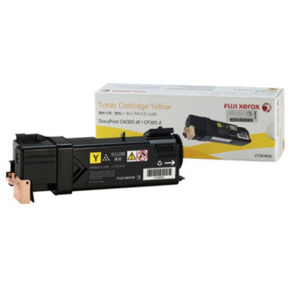 Fuji Xerox CT201635 Yellow Toner