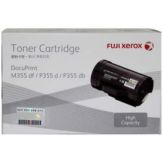 Fuji Xerox CT201938 Black Toner