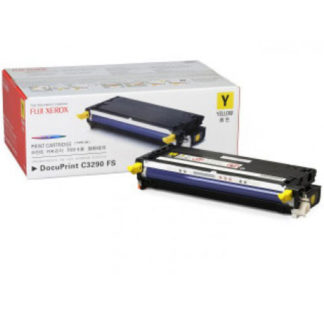 Fuji Xerox CT350570 Yellow Toner