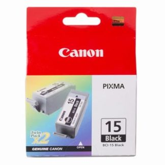Canon Ink BCI15B Black