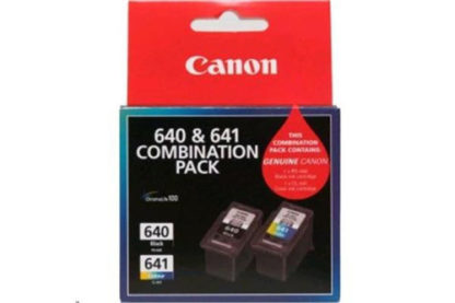 Canon Ink PG640 & CL641 2pk