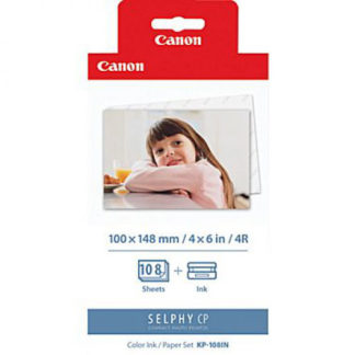Canon KP108 Photo Paper Pack