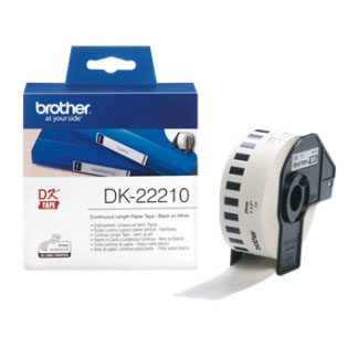 Brother DK22210 Continuous Tape 29mmx30.48m