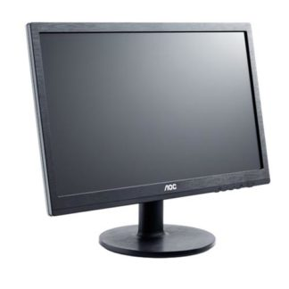 """AOC E2070SWN 20"""" LED Monitor"""