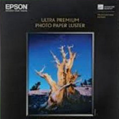 Epson Lustre Paper 260gsm 16 inch roll