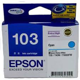 Epson Ink 103 Cyan