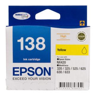 Epson Ink 138 Yellow