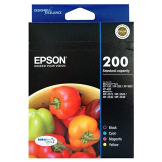 Epson Ink 200 4pk