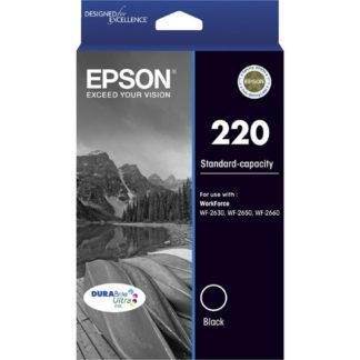 Epson Ink 220 Black