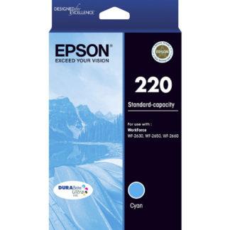 Epson Ink 220 Cyan