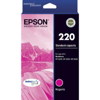 Epson Ink 220 Magenta