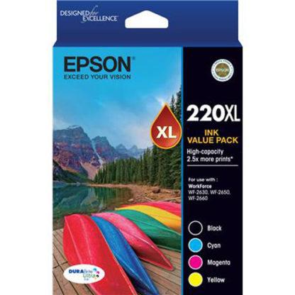Epson Ink 220XL 4pk