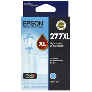 Epson Ink 277XL Light Cyan