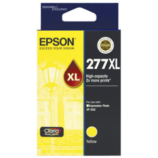 Epson Ink 277XL Yellow