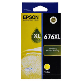 Epson Ink 676XL Yellow