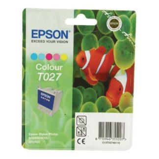 Epson Ink T027 Colour