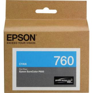 Epson Ink 760 Cyan