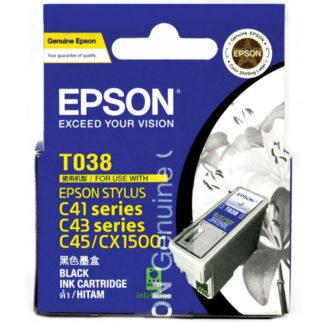 Epson Ink T038 Black