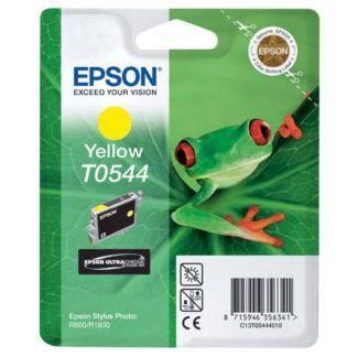 Epson Ink T0544 Yellow