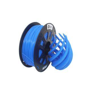 CCTREE 3D Filament PLA Fluorescence Blue 1.75mm
