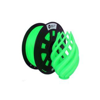 CCTREE 3D Filament PLA Fluorescence Green 1.75mm