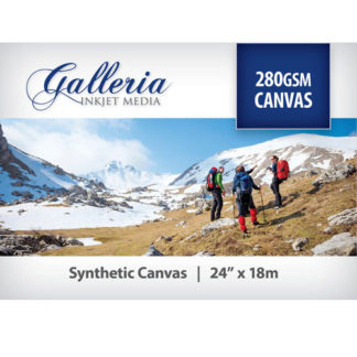 Galleria Cotton Canvas 380gsm 24 inch roll