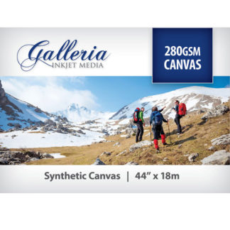 Galleria Cotton Canvas 380gsm 44 inch roll