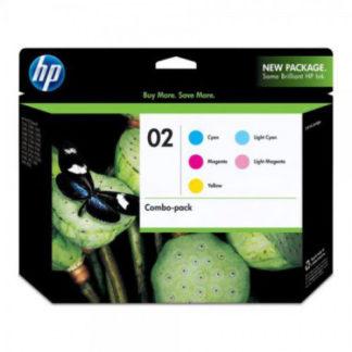 HP Ink 02 6pk