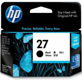 HP Ink 27 Black