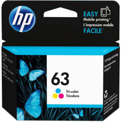 HP Ink 63 Colour