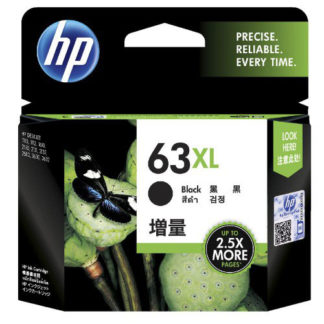 HP Ink 63XL Black