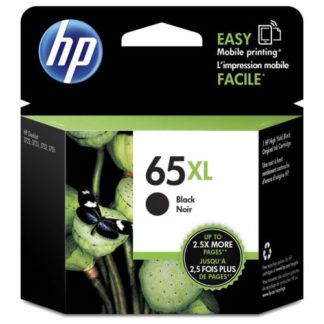 HP Ink 65XL Black