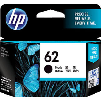 HP Ink 62 Black