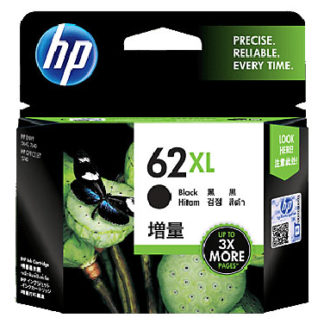 HP Ink 62XL Black