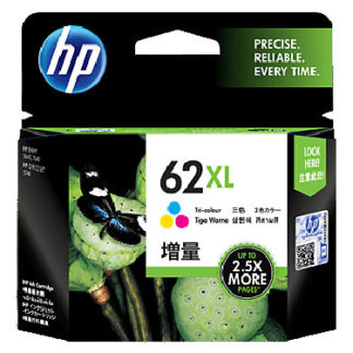 HP Ink 62XL Colour