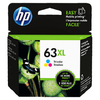 HP Ink 63XL Colour