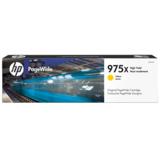 HP Ink 975X Yellow