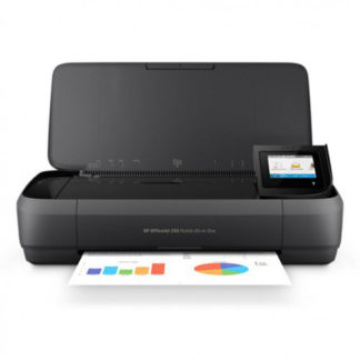 HP Officejet 250 Mobile Inkjet Printer