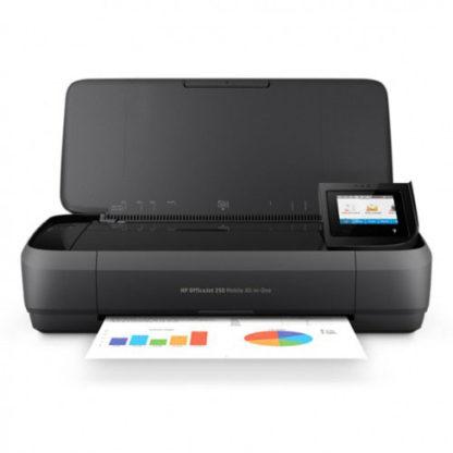 HP Officejet 250 Mobile Inkjet Printer