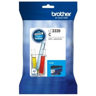 Brother Ink LC3339 Cyan