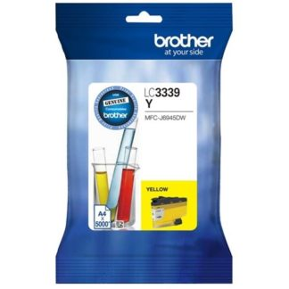 Brother Ink LC3339 Yellow