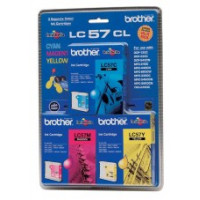Brother Ink LC57 3pk