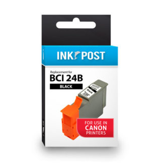 InkPost for Canon BCI24B Black