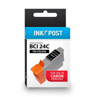 InkPost for Canon BCI24C Colour