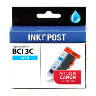 InkPost for Canon BCI3E Cyan