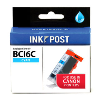 InkPost for Canon BCI6 Cyan